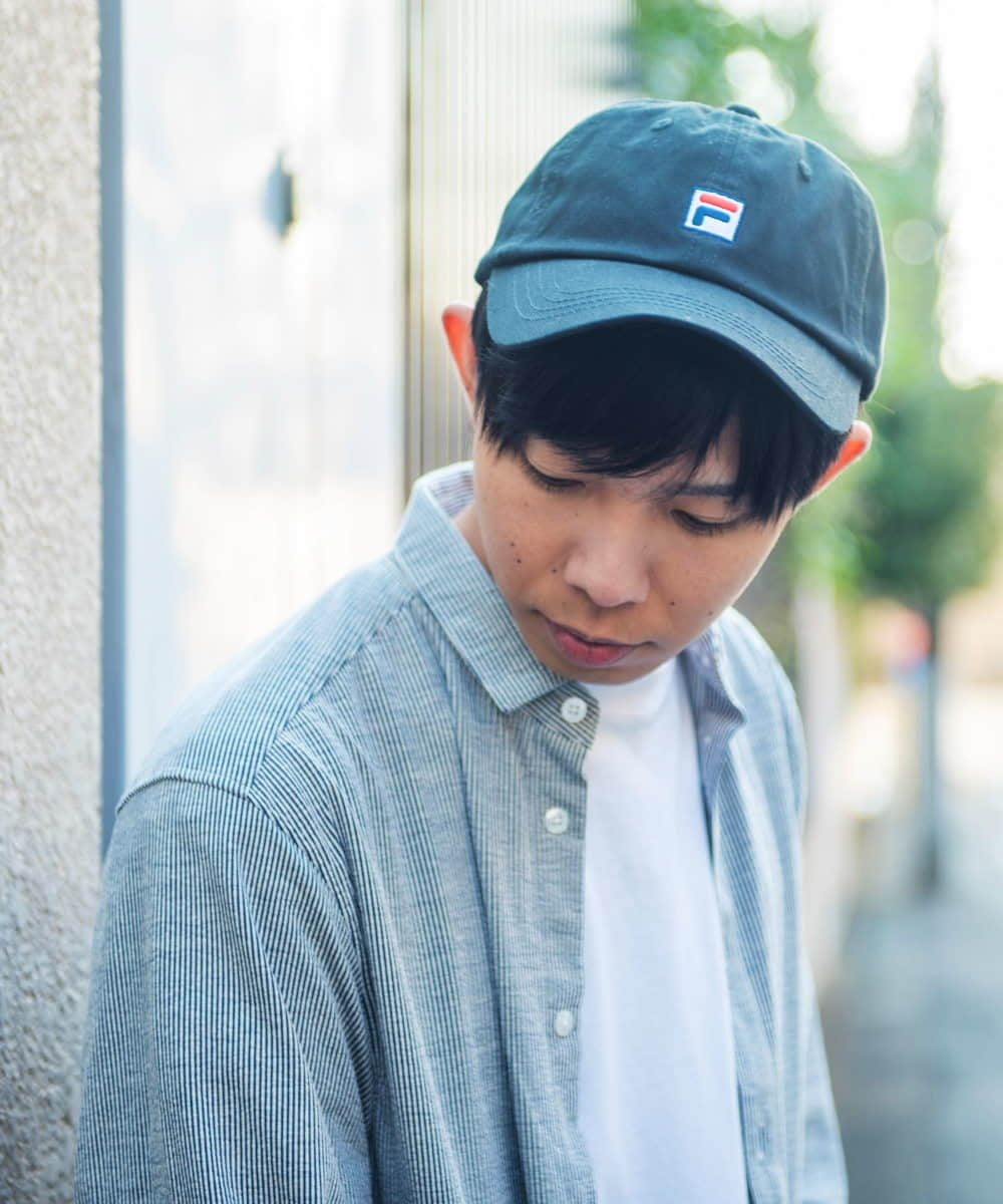 FILA BOX COTTONTWILL LOW CAP