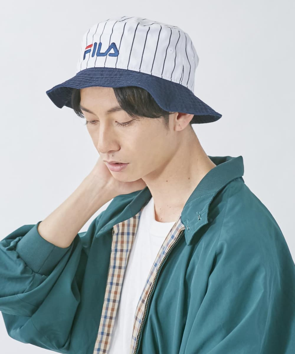 FILA COTTONTWILL BUCKET HAT