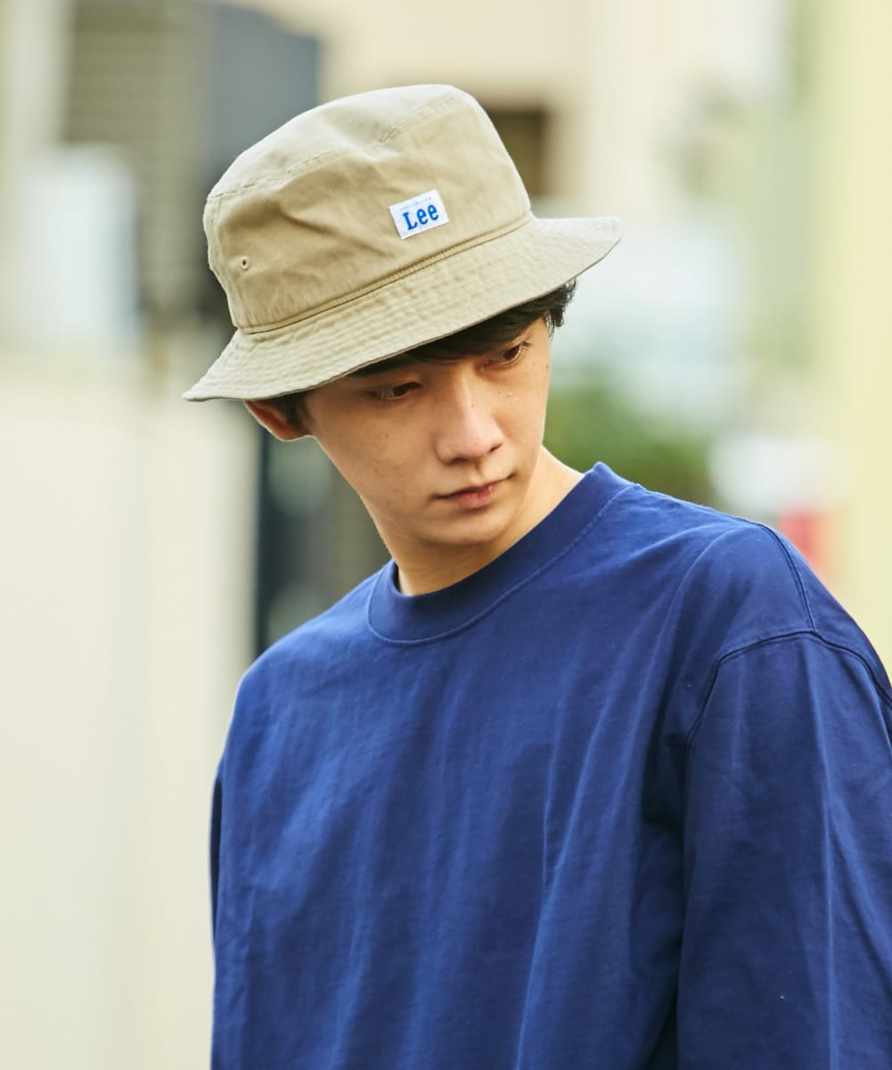 Lee BUCKET COTTON TWILL