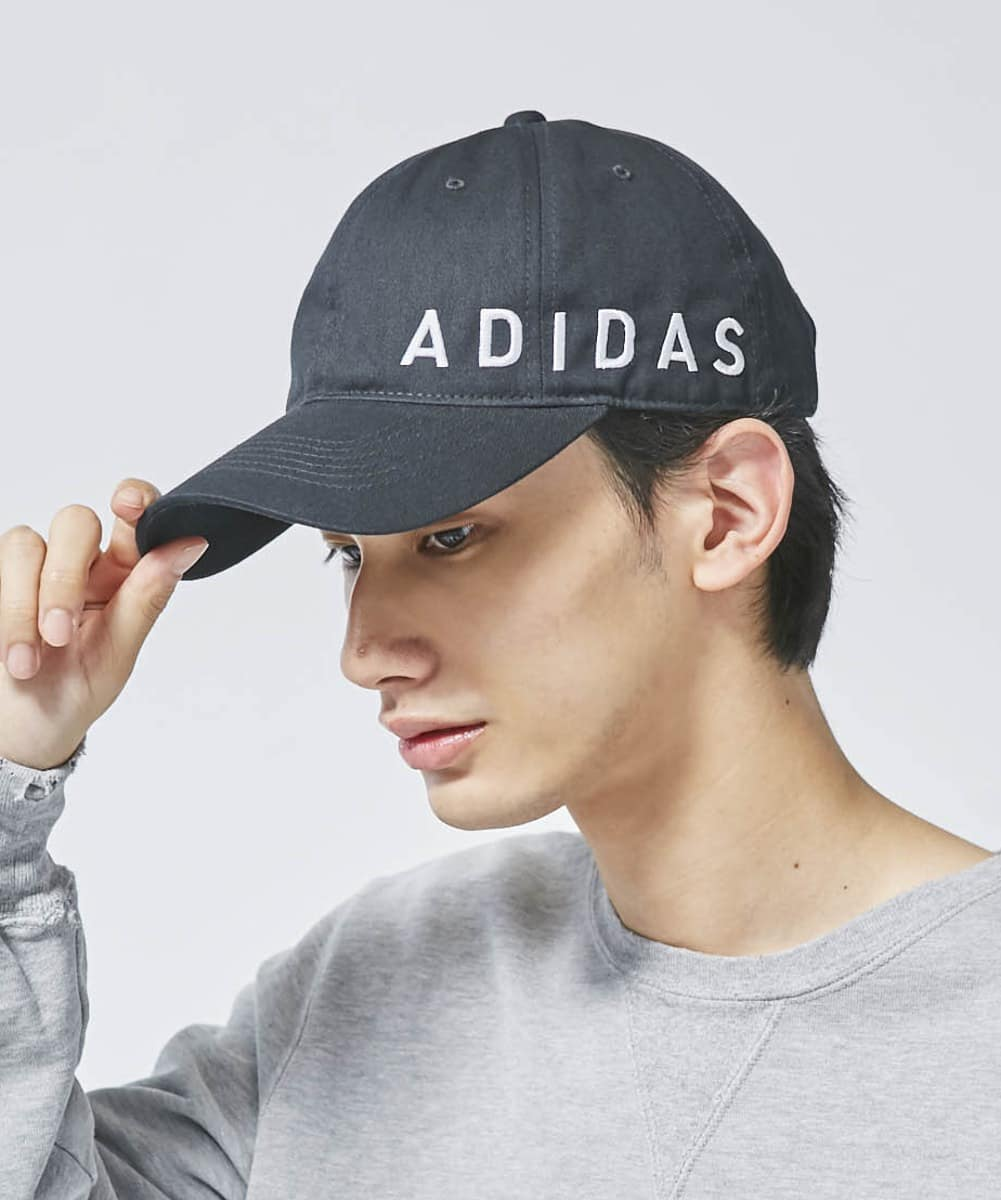 adidas SIDE LINEAR CT-TWILL CAP