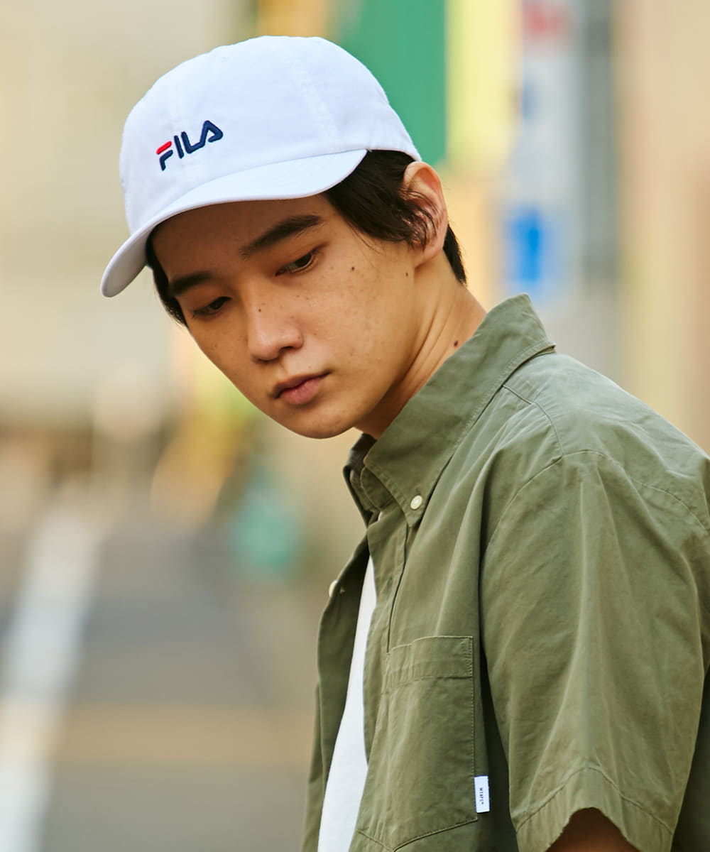 FILA BASIC COTTON TWILL CAP