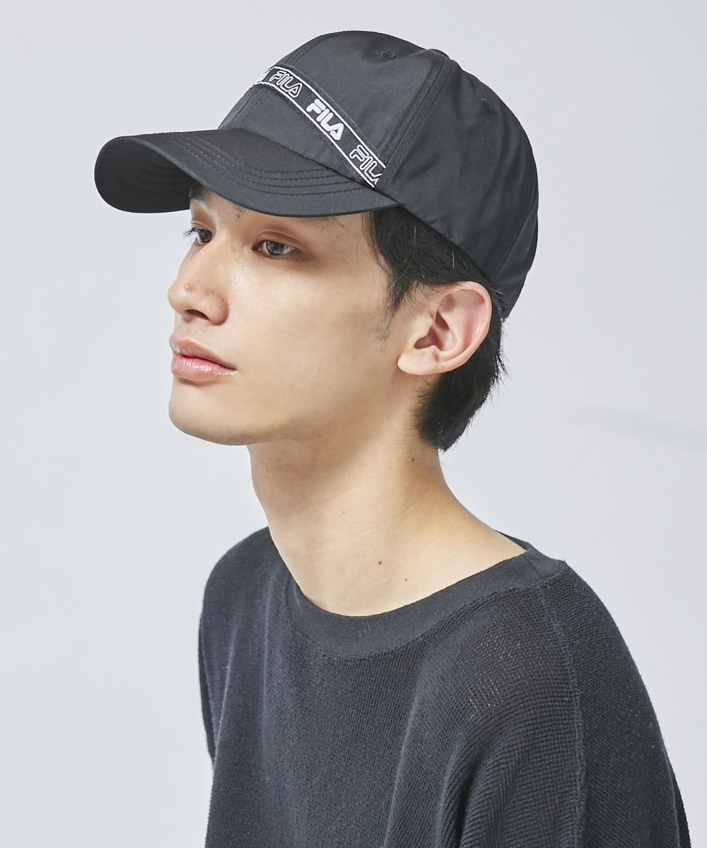 FILA LOGO TAPE LOW CAP