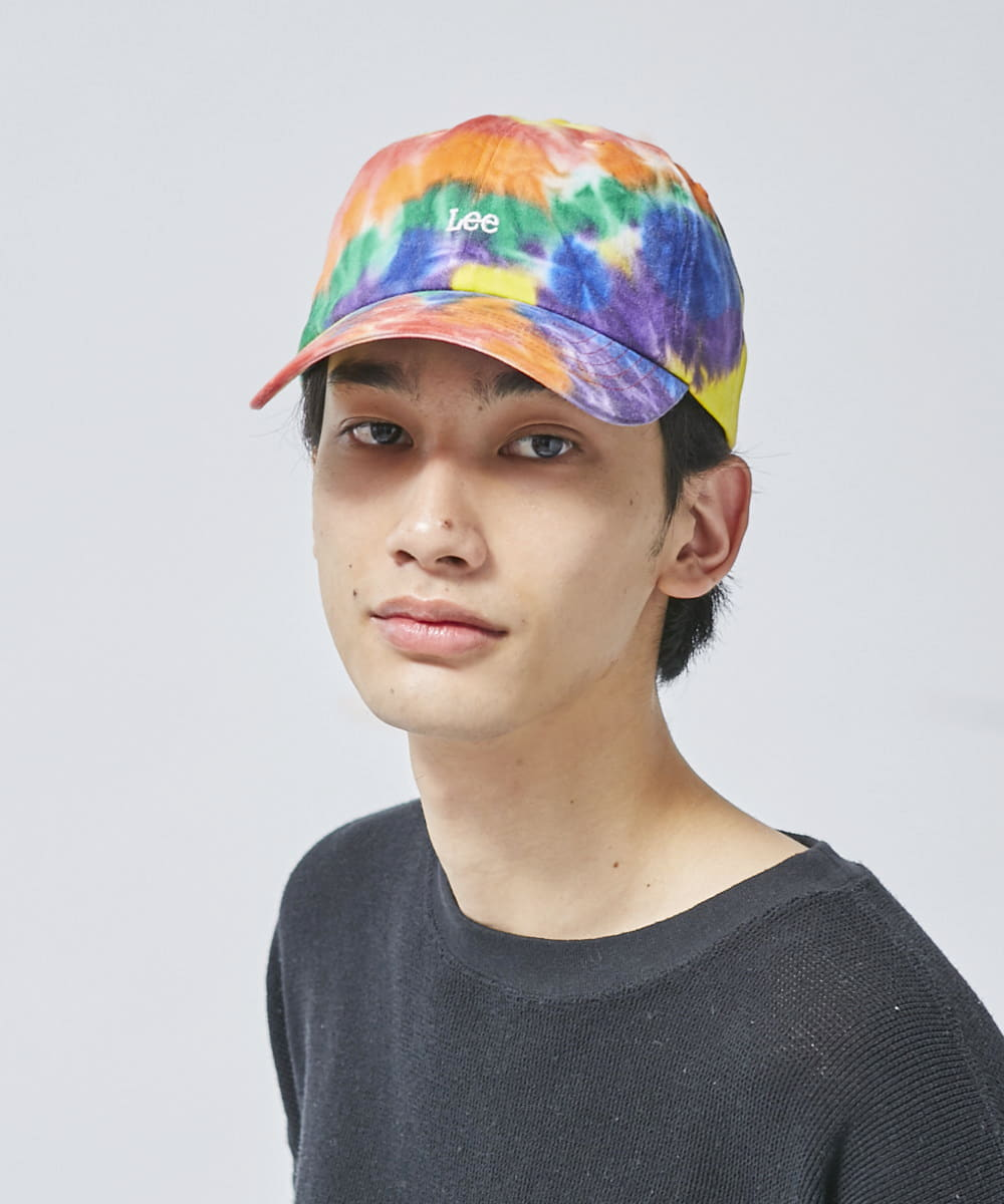 Lee LOW CAP TIE-DYE
