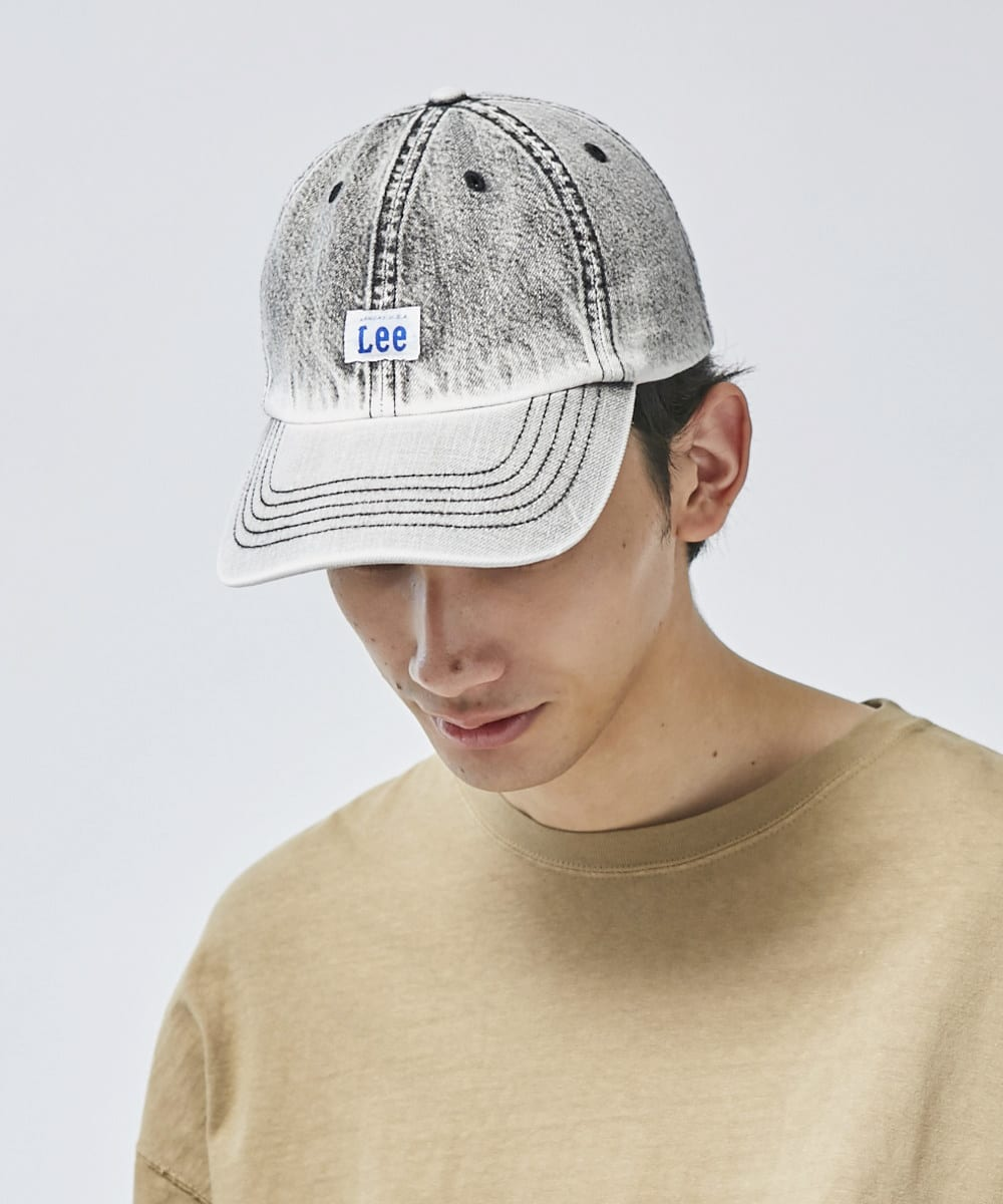 Lee LOW CAP DENIM ACID WASH