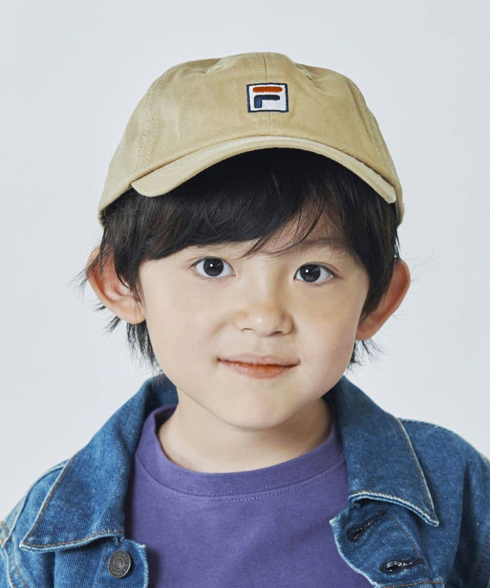 FILA KIDS BOX LOGO CAP