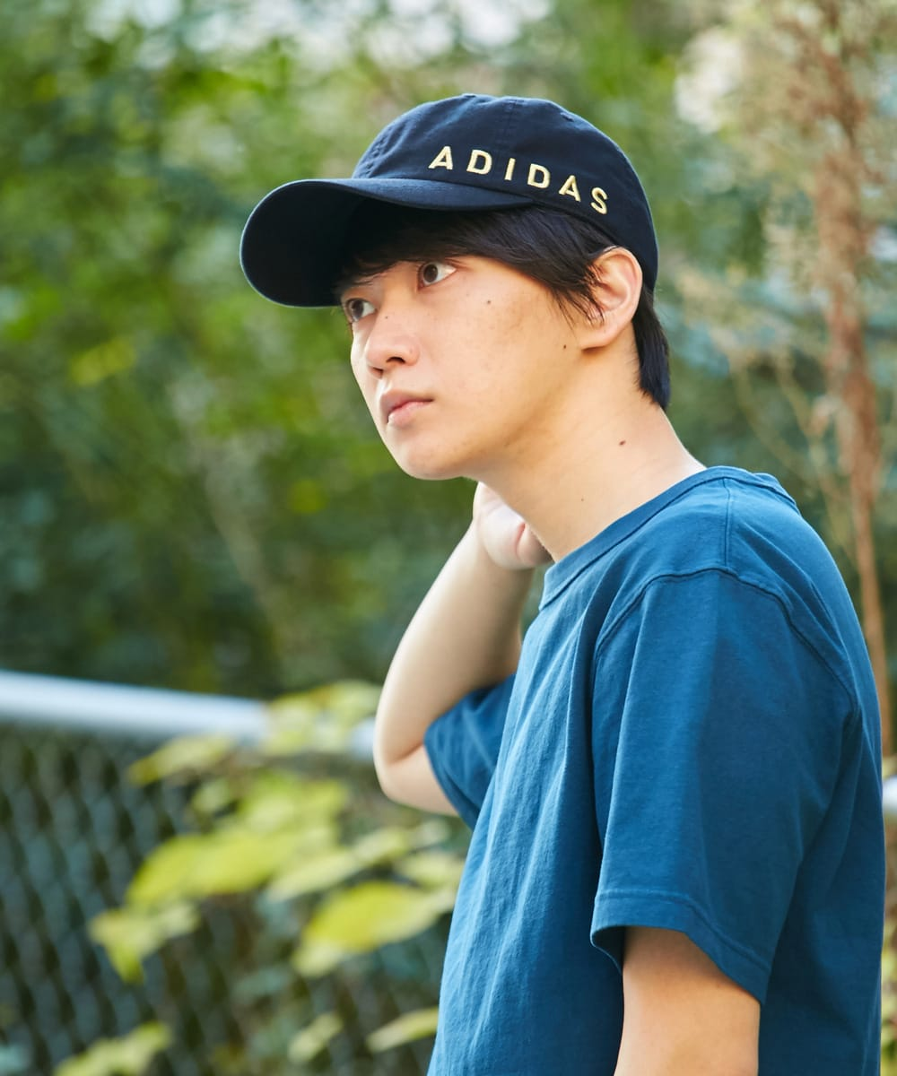 adidas LINEAR ORGANIC COTTON CAP