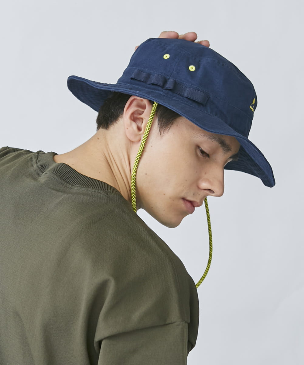 KANGOL Utility Cords Jungle Hat