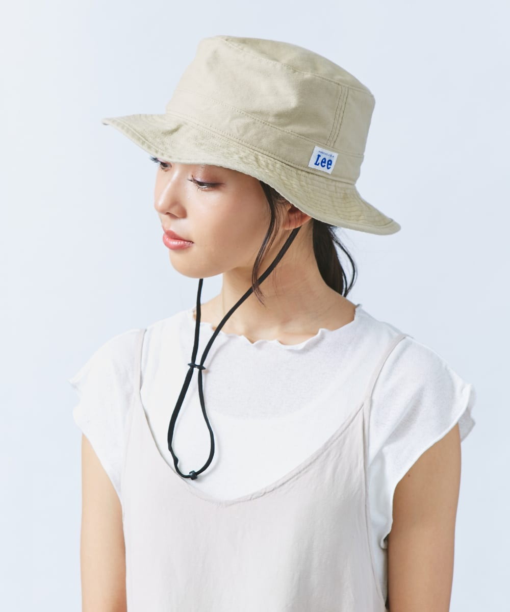 Lee HAT COTTON TWILL