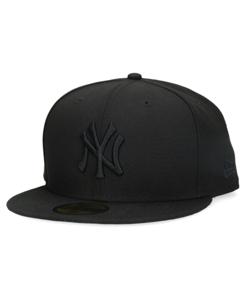 NEW ERA NYY BLACK CUSTOM