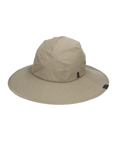 arth Nylon Long Brim Hat