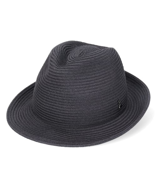 arth Silk Braid Fedora-S