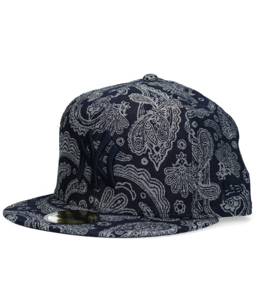 NEW ERA 5950 NYY PAISLEY