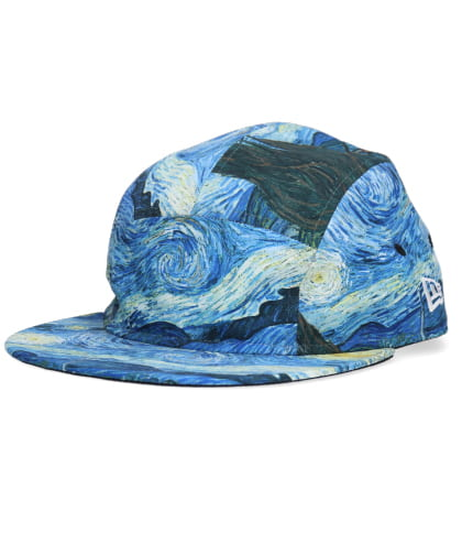 NEW ERA JET VAN GOGH STARMOON NIGHT