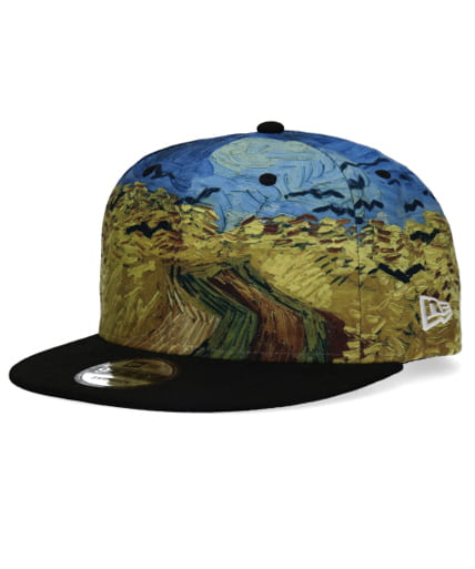 NEW ERA 950VANGOGHCROW IN WHEATFIELD