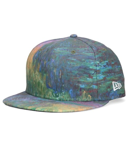 NEW ERA 950 MONET WATER LILY