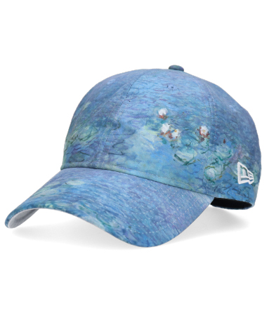 NEW ERA 930 MONET WATER LILY