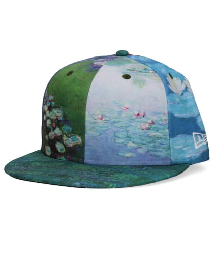 NEW ERA 5950 MONET WATAR LILY
