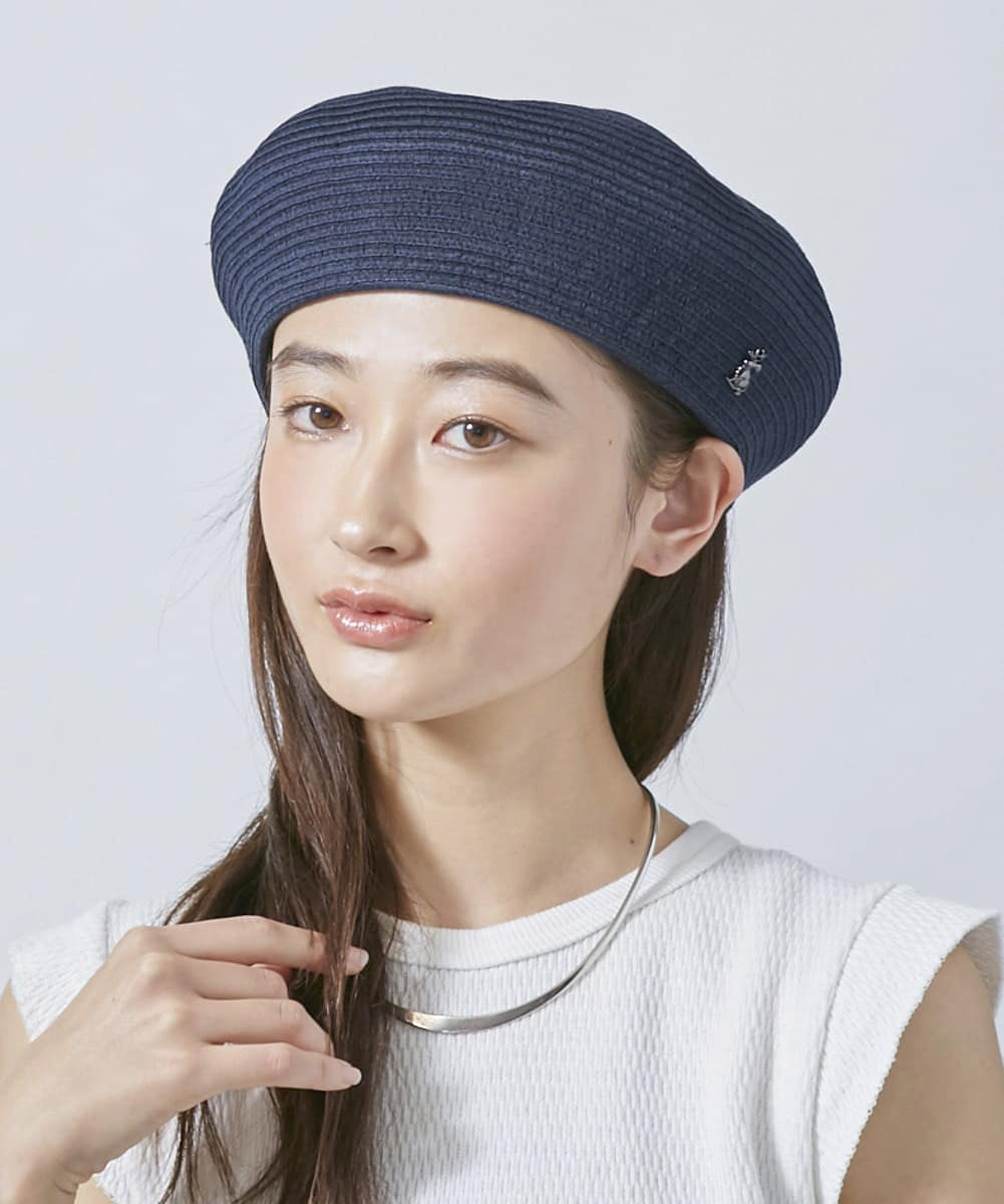 arth Silk Braid Beret