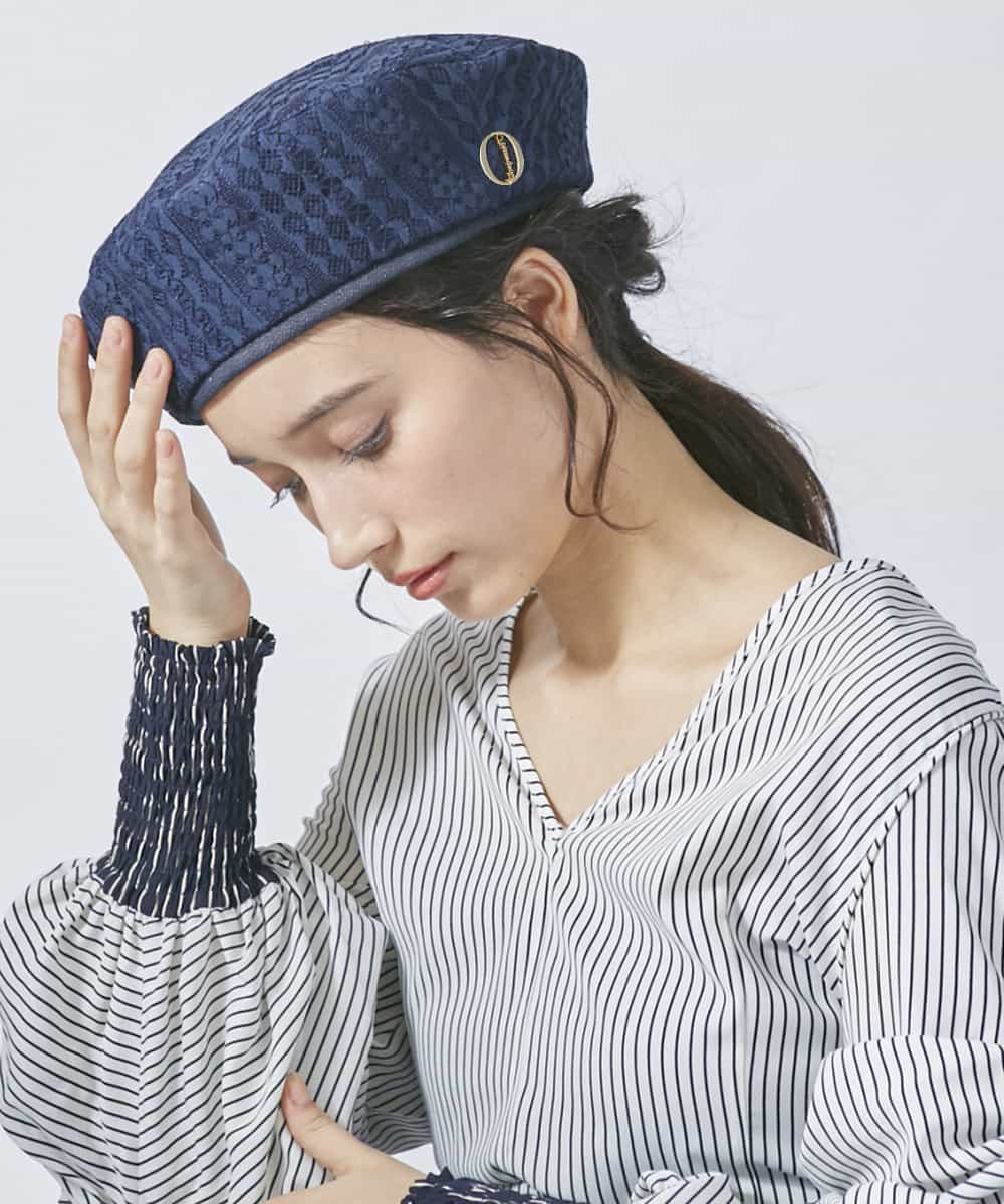 【Ray4月号掲載】Chapeau d' O Lace Beret