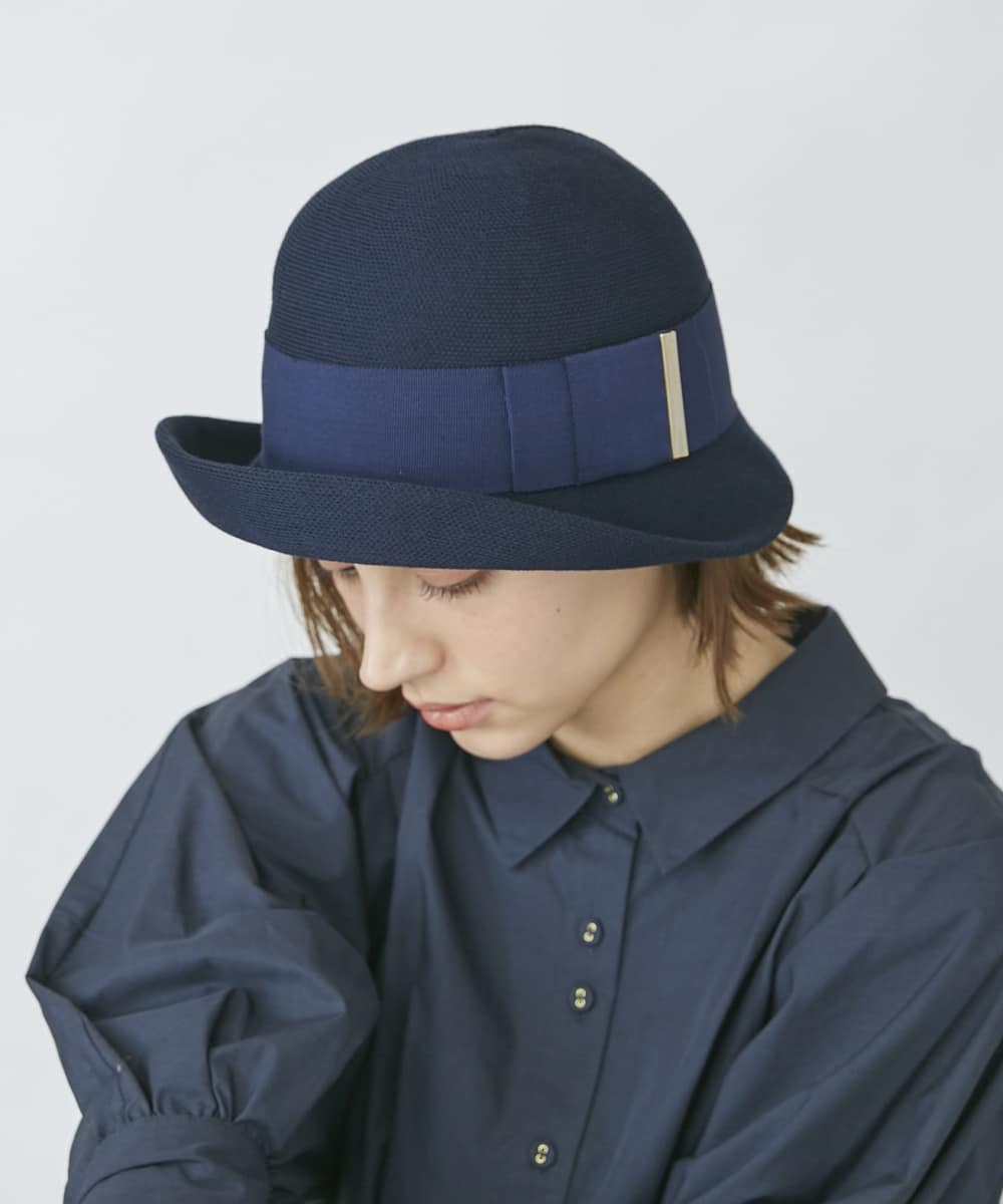 Chapeau d' O Wide Ribbon TH Breton