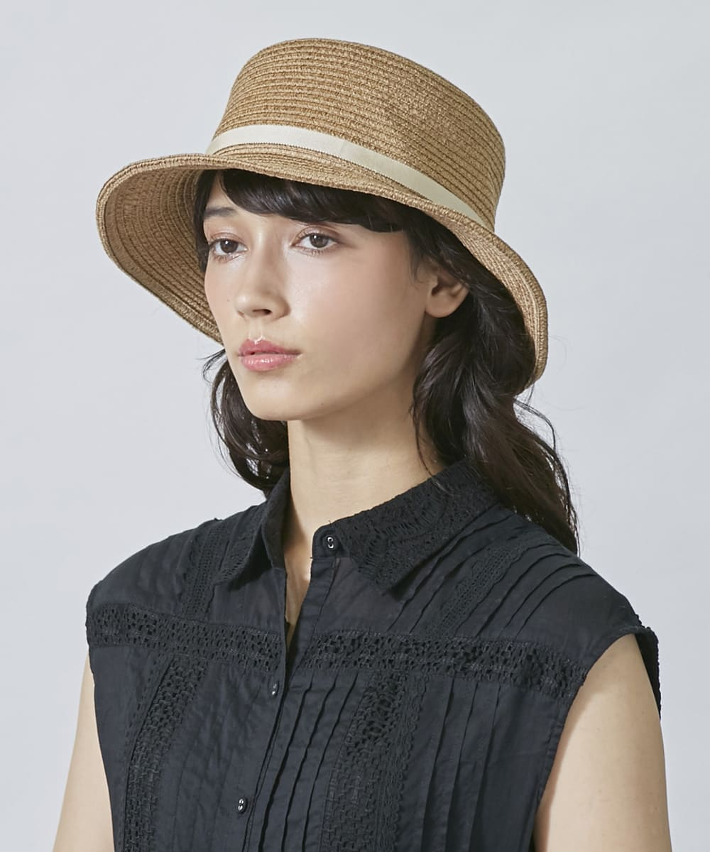 Chapeau d' O Silk Braid Cloche