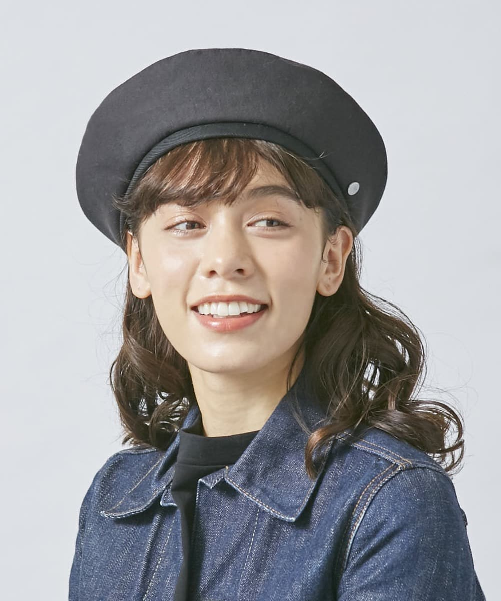 OVERRIDE Eight-top Beret