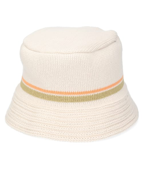 OVERRIDE KNIT BUCKET COTTON