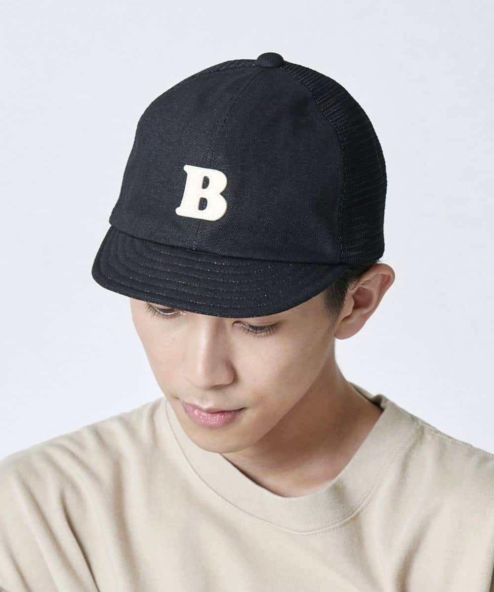 Mighty Shine BRIDGE CAP MESH WAPPEN