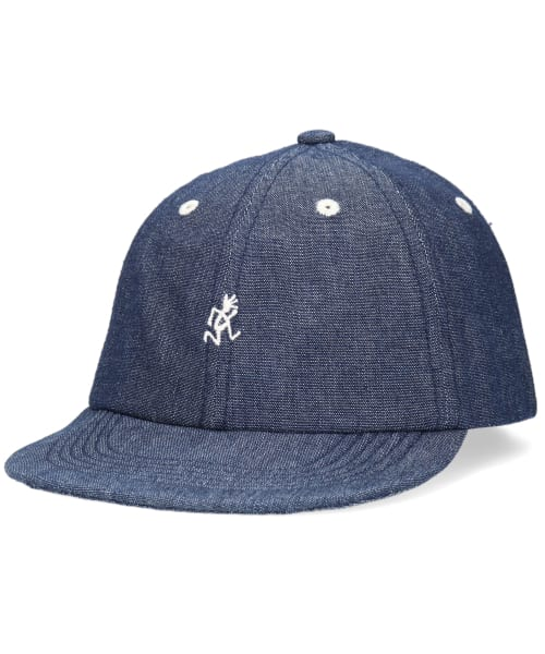GRAMICCI LIGHT DENIM UMPIRE CAP