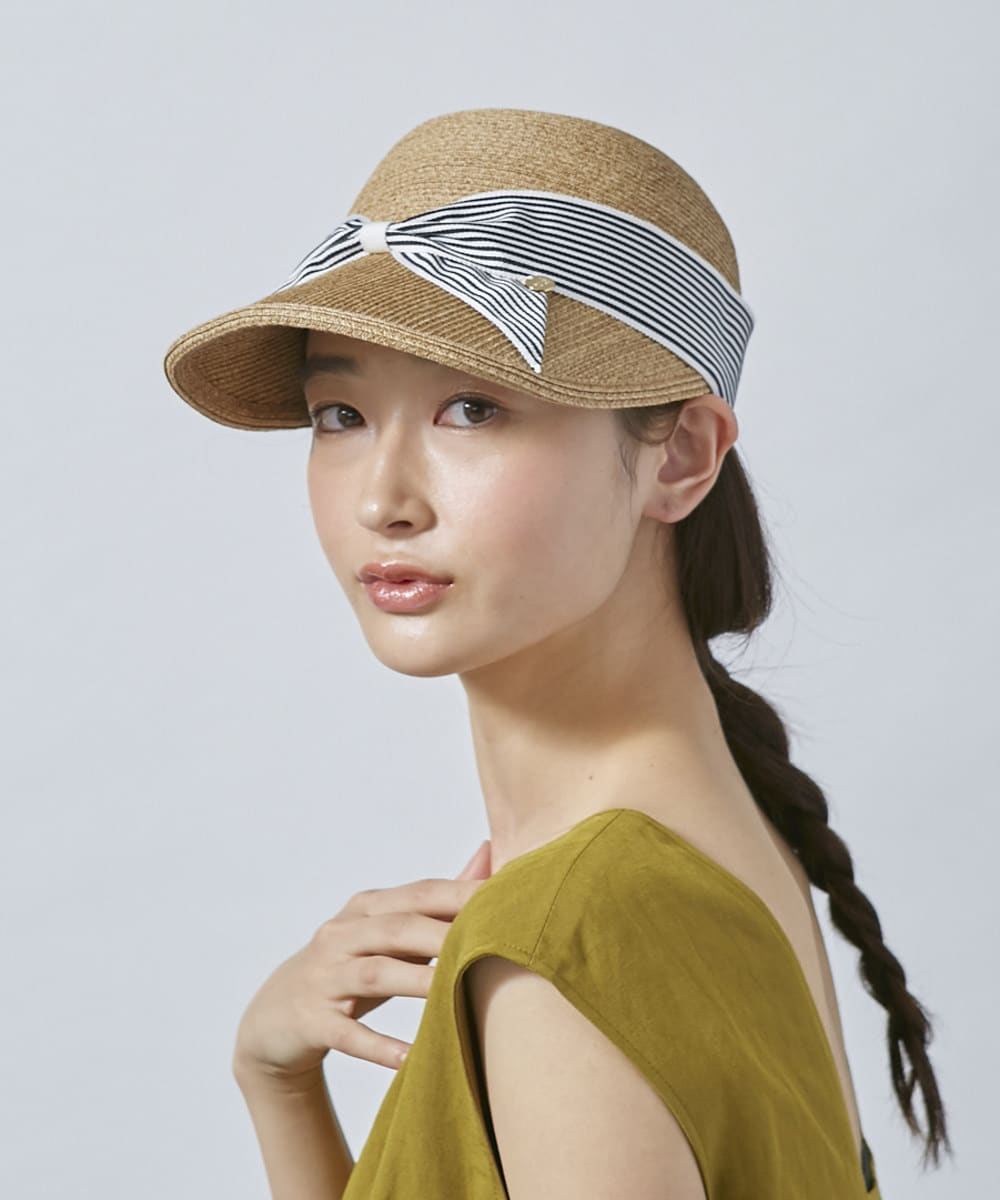 Athena New York  Nicole Stripe Cap