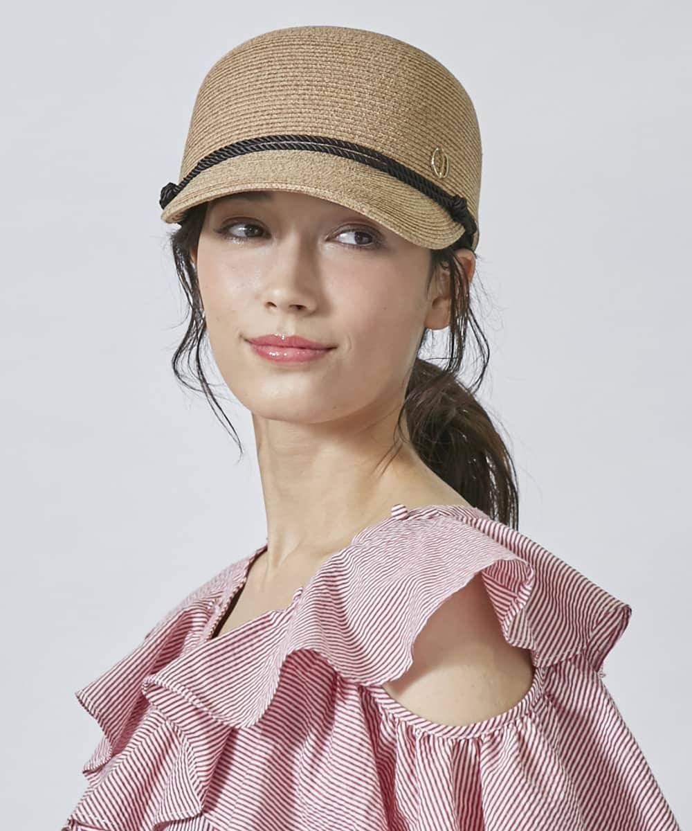 Chapeau d' O Silk Braid Cap