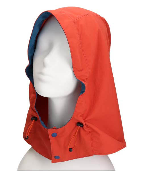 OVERRIDE Water-repellent Hoody