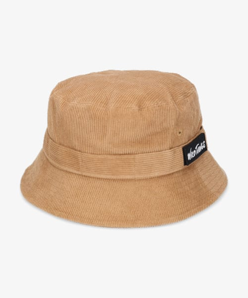WILD THINGS CORDUROY BUCKET