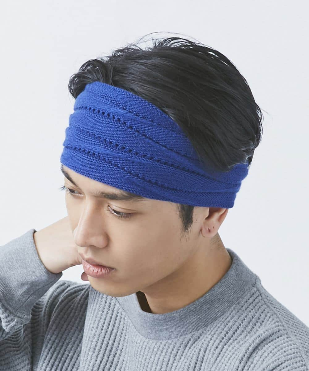 OVERRIDE RIPPLE PATTERN HEADBAND