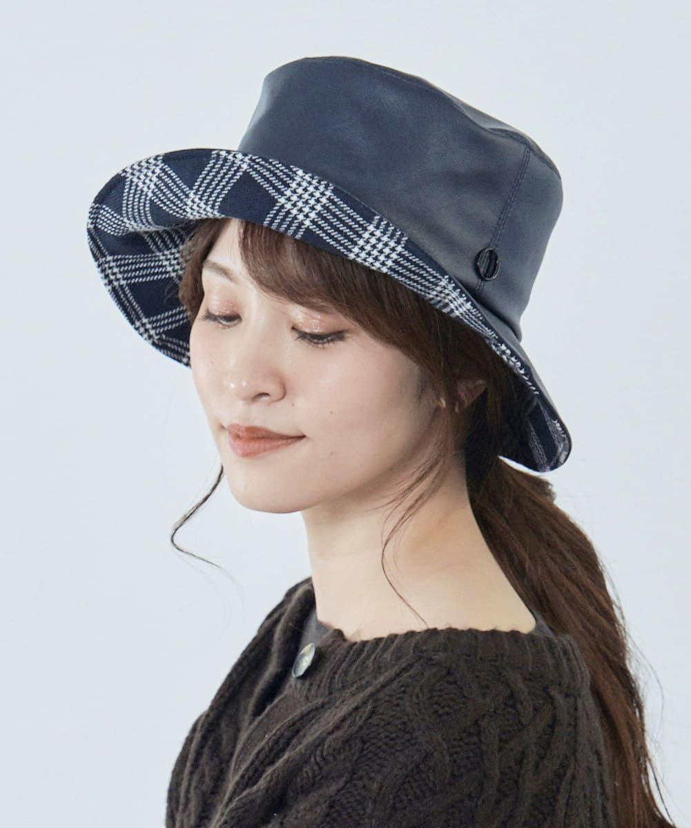 Chapeau d' O Fakeleather Bucket
