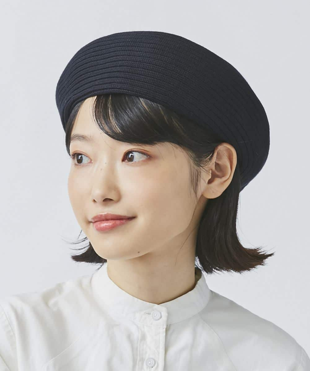 OVERRIDE THERMO BELTED BERET