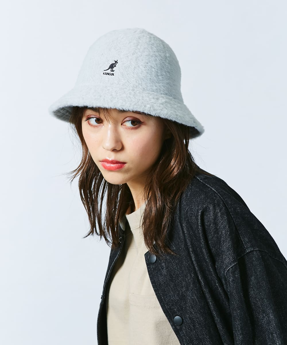 KANGOL KGxOR SYNTHETIC FURGORA CASUAL
