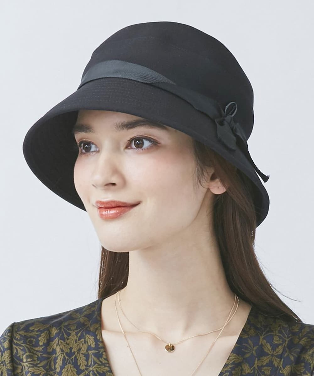 Chapeau d' O Double Cloth Cloche