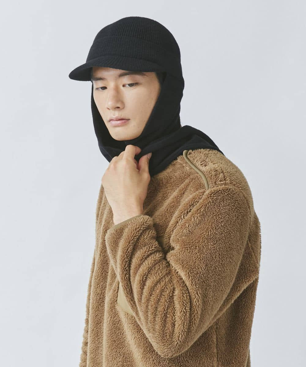 【予約】arth Sweater Sleeve Knit Cap