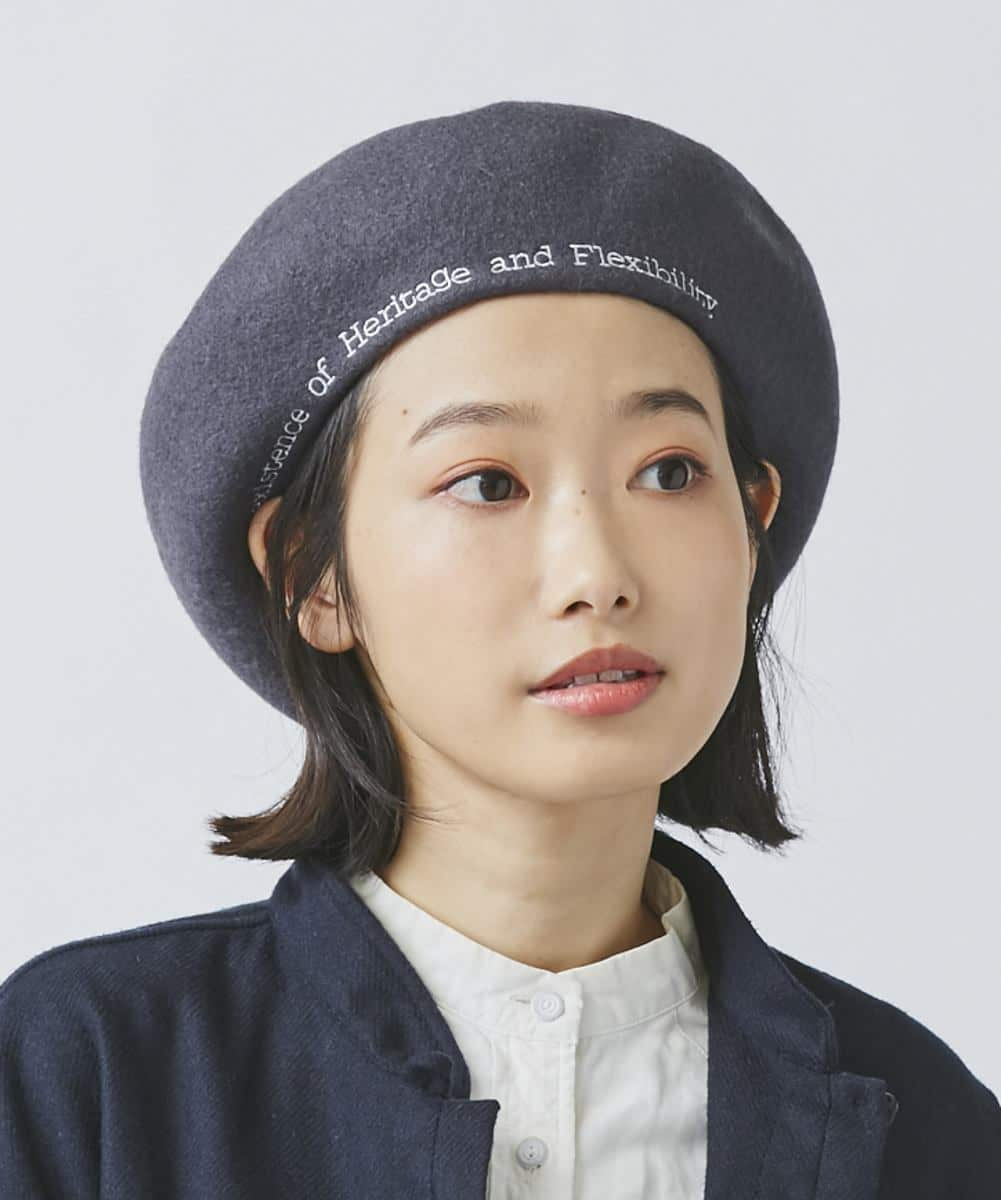 OVERRIDE MESSAGE BASQUE BERET