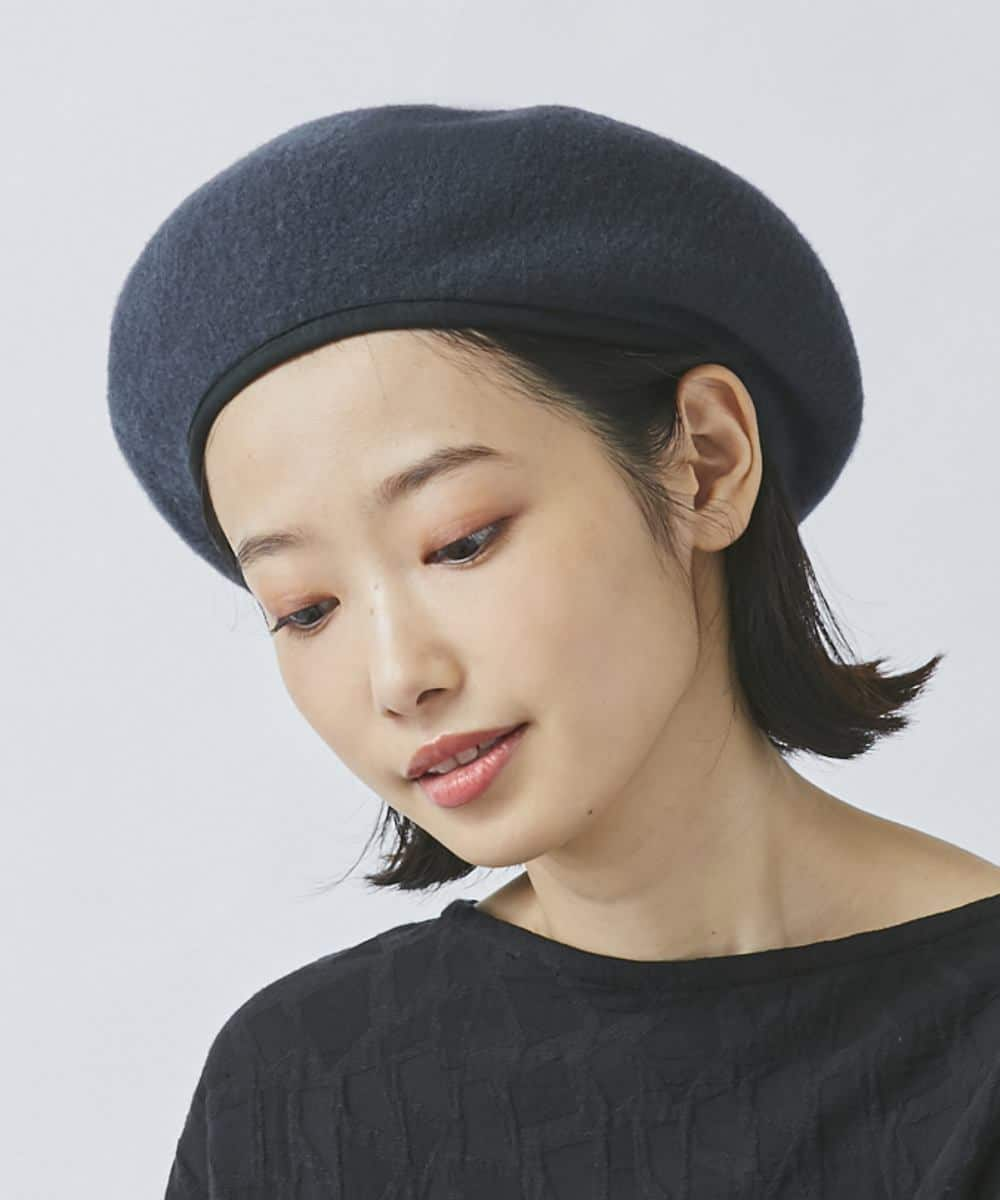 OVERRIDE TWO-SIDED MIL BERET GEO