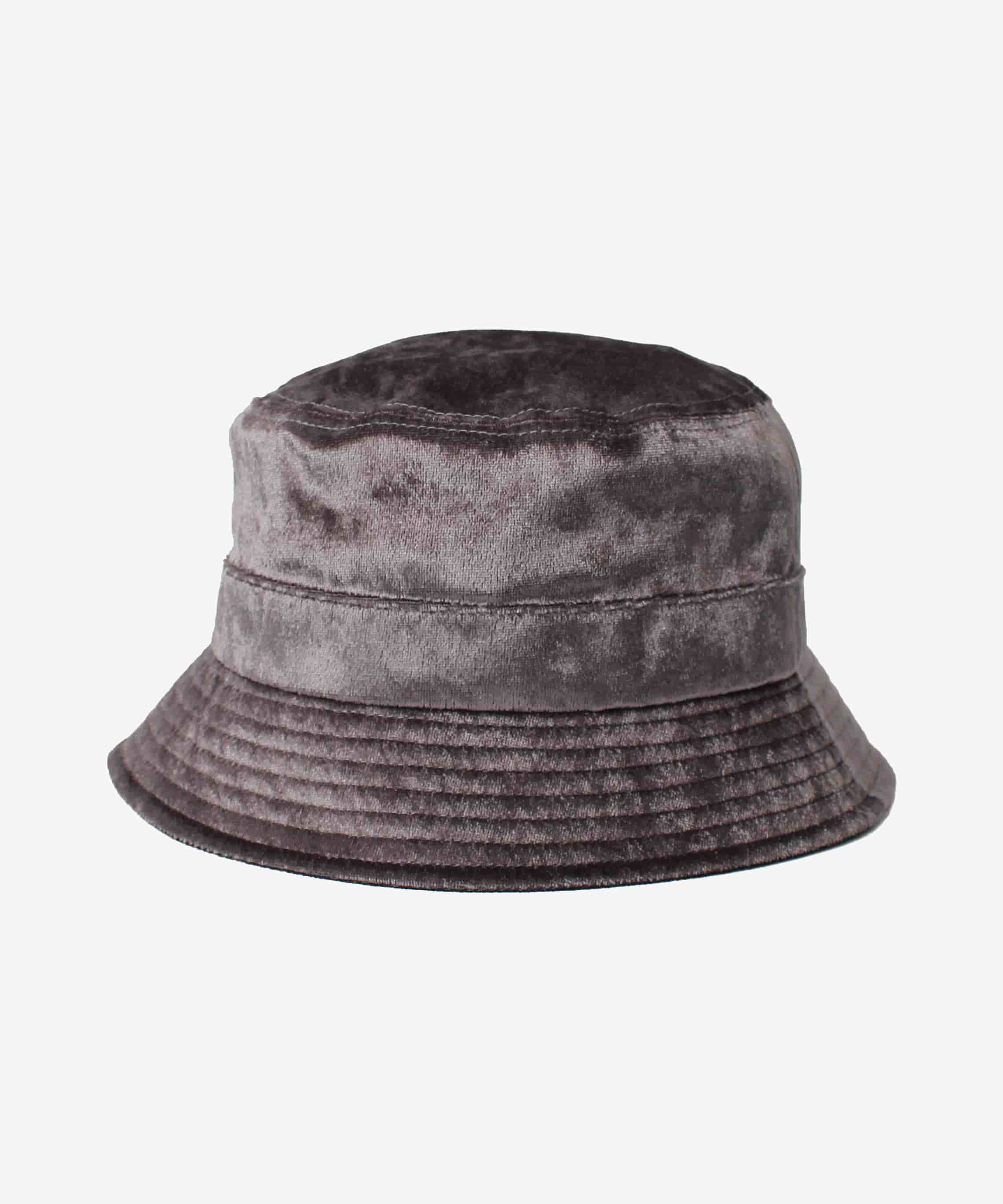 【☆】NEEDLES Bucket Hat Crush Velour