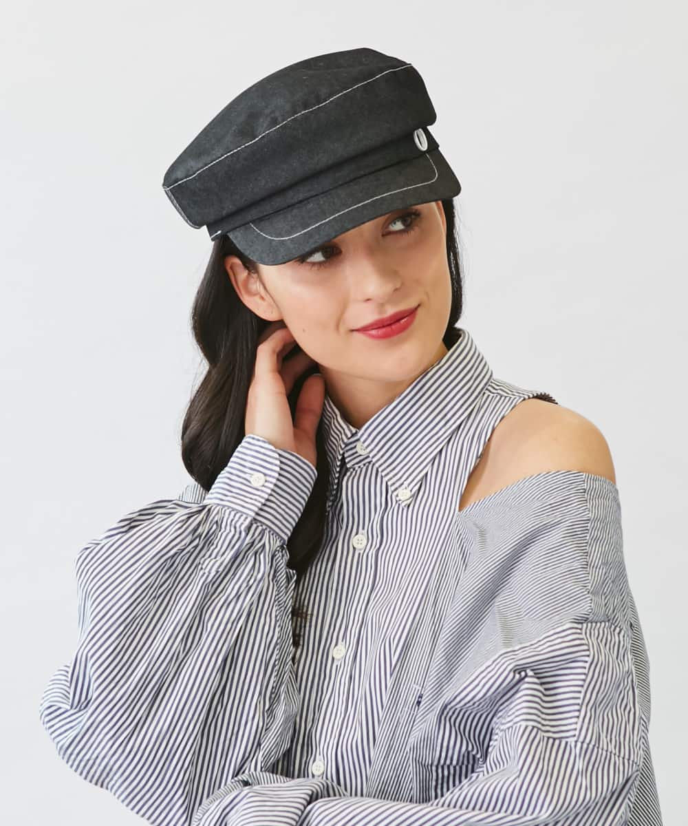 Chapeau d' O Color Denim Cas