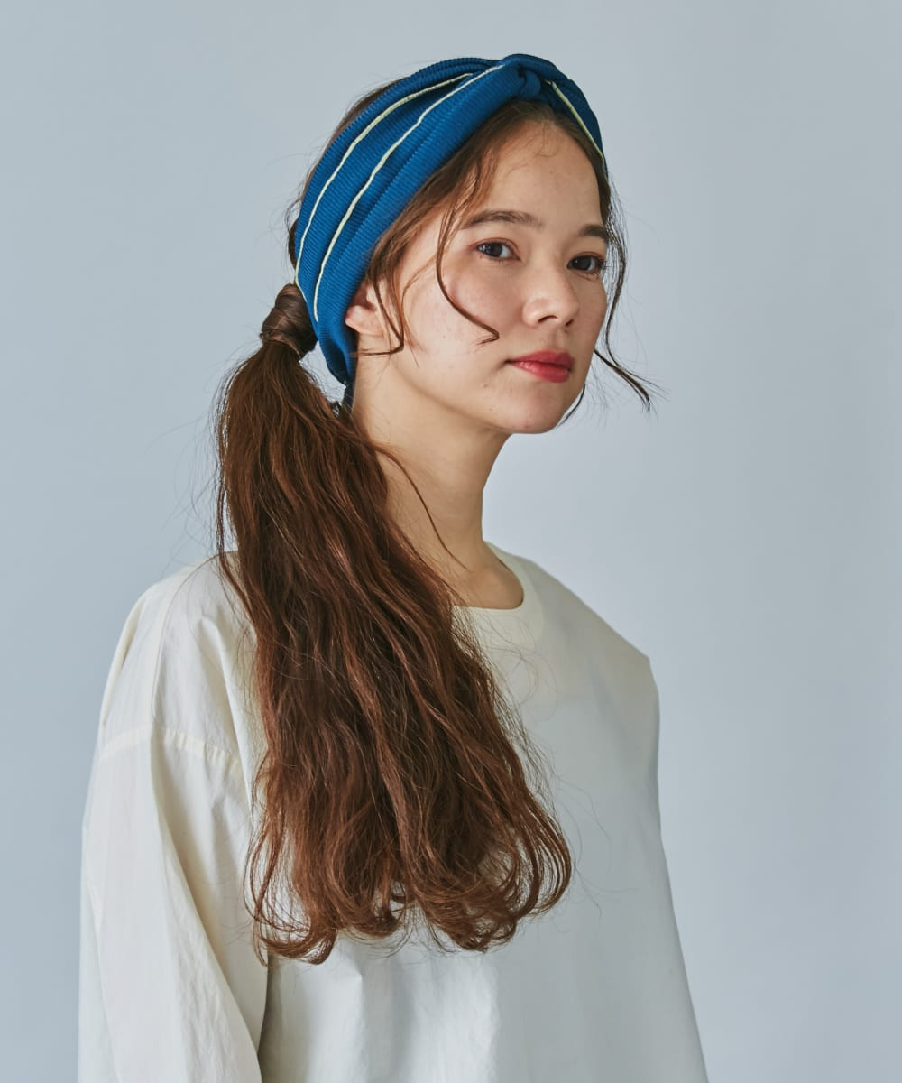 OVERRIDE WOOLLIE RIB HAIRBAND