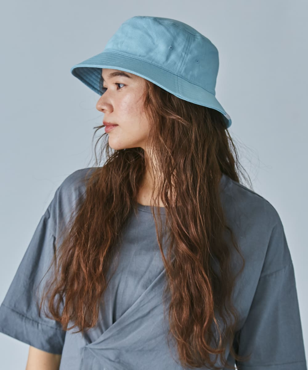 【予約】OVERRIDE COTTONTWILL BUCKET HAT
