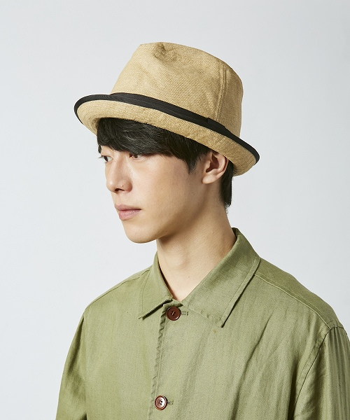 override WASHABLE PAPER TRILBY