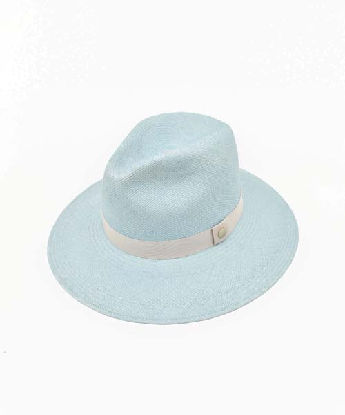 Chapeau d' O Color Panama Hat