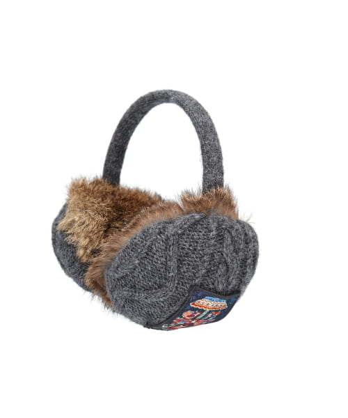 KIDS EARTH FUND Knit Earmuff