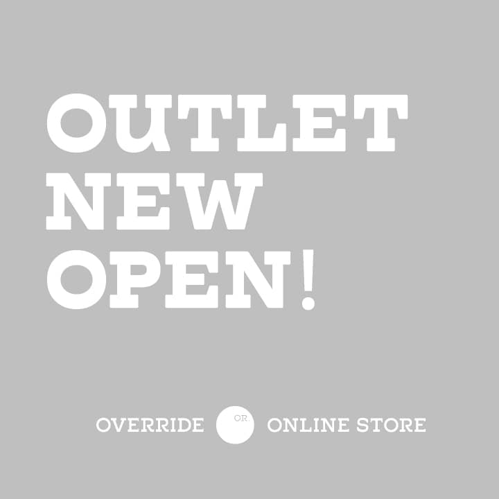 OUTLET NEW OPEN!